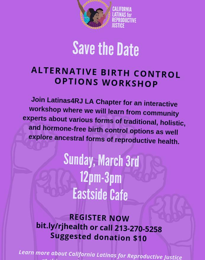 free birth control california